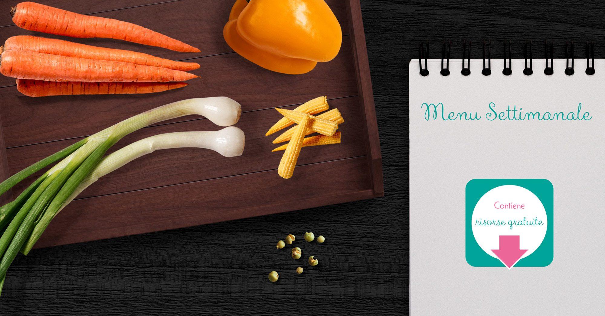 Come Organizzare I Pasti Settimanali abitudini | chiara zanellati